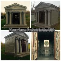 Hot Sale 6 crypts Mausoleums for USA