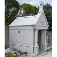 Hot sale granite mausoleums from Haobo Stone
