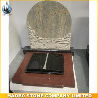 2016 Shuitou Stone Fair new style cheap top quality granite book monument
